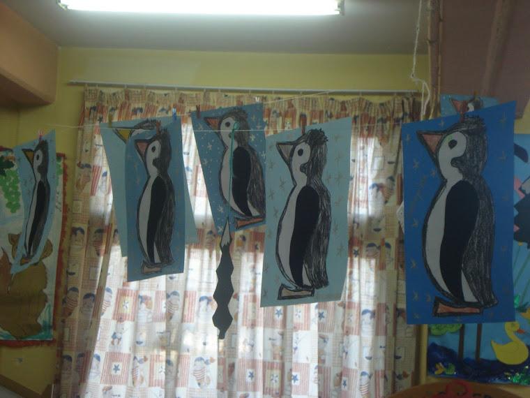Παρέλαση πιγκουίνων