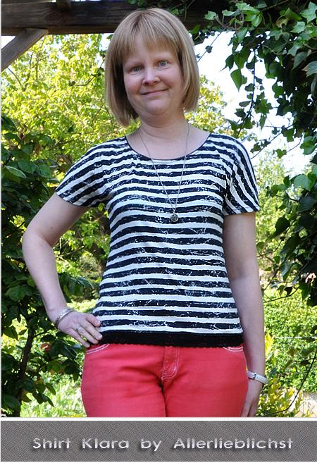 Shirt Klara by Allerlieblichst