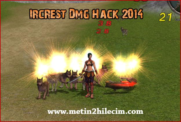 IrcRest Damage Hack 2014