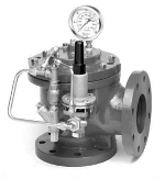 photo of main pressure relief valve for fire pumps