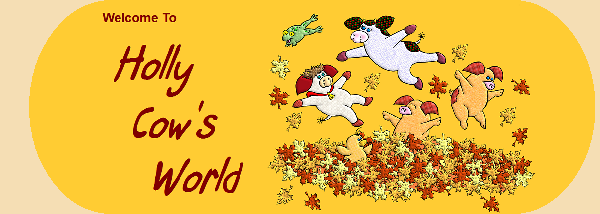 Holly Cow's World