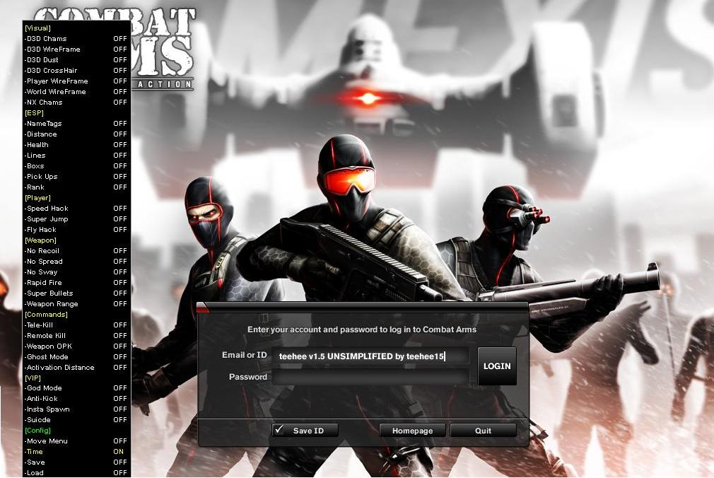 Combat Arms is actually one of the first super well-known MMOFPS games in t