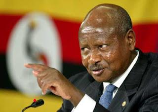 Yoweri Museveni, rumano de los Cárpatos (no te jode)