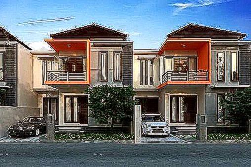 RUMAH DIJUAL The Pancoran Residance  Dijual rumah minimalis