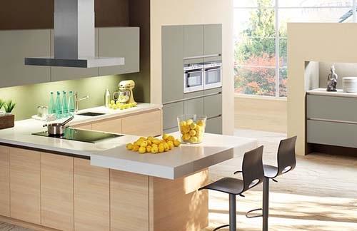 Decora y disena 6 dise o de cocinas modernas con varios - Cocinas modernas de diseno ...