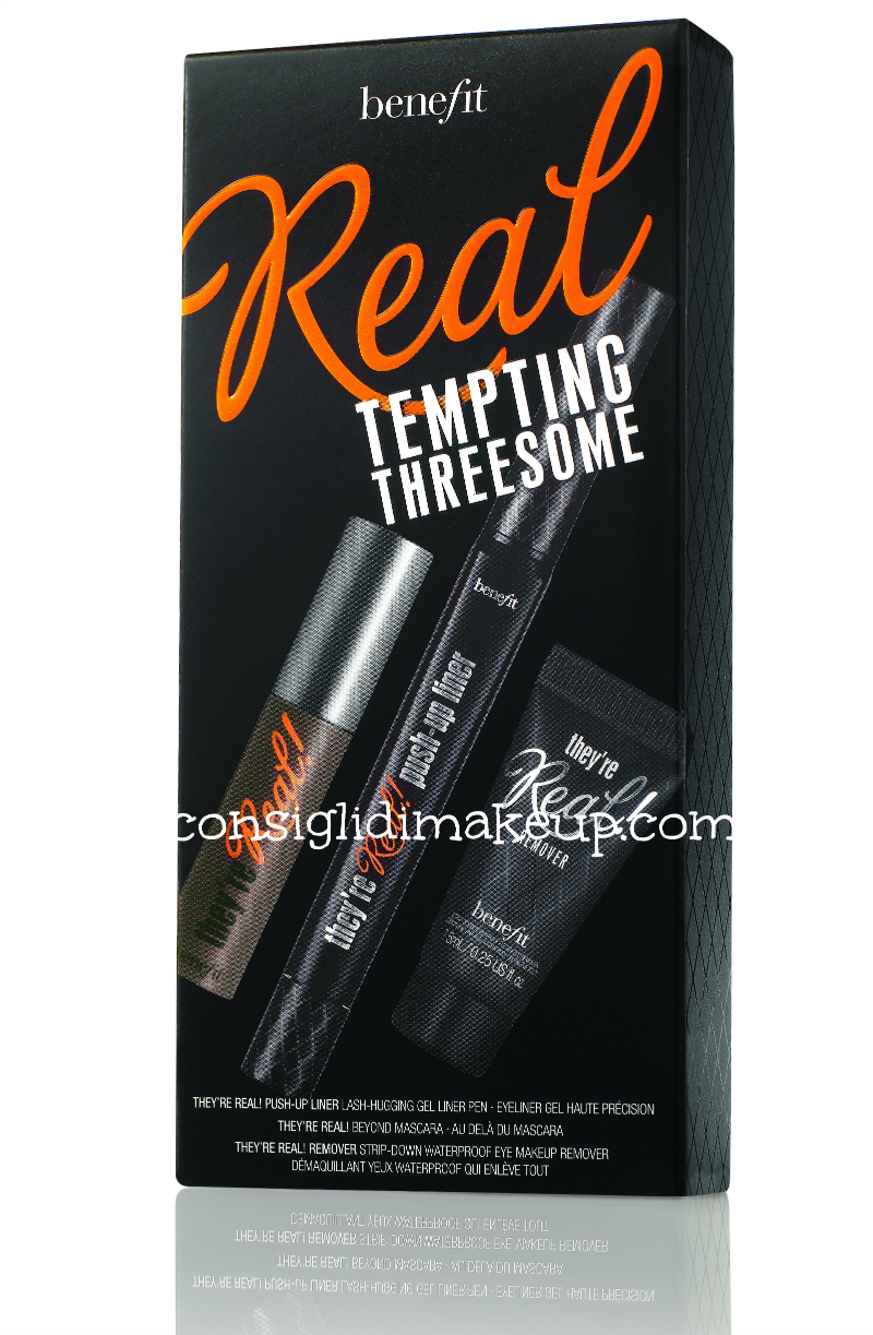 nuovo tempting threesome benefit cosmetics