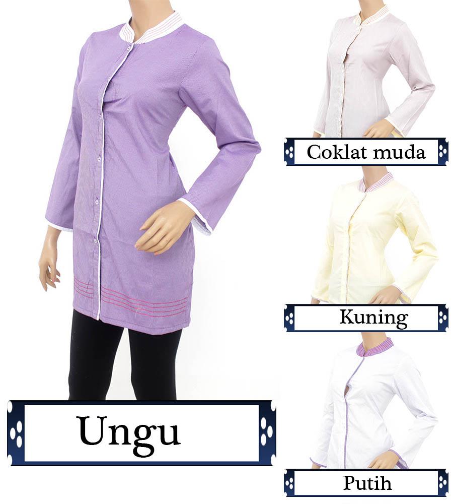 Atasan Cantik Muslimah Ac168 Busana Muslim Baju Muslim