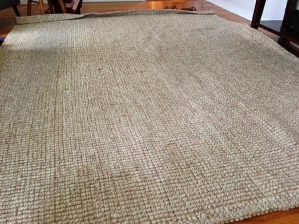 Chunky Wool And Jute Rug Pottery Barn Reviews Designs
