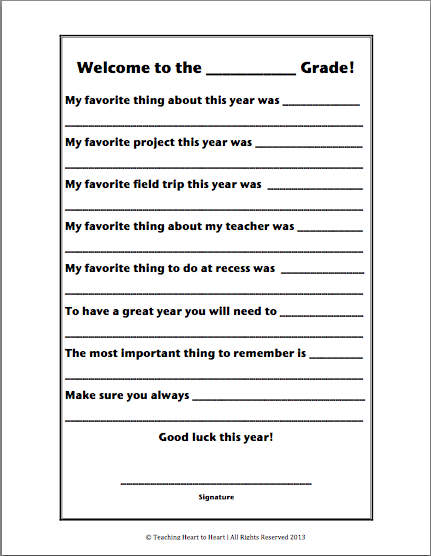 letter to my teacher This activity is a great way to have students introduce themselves to their new teacher at the beginning of a new school year or semester in addition, the writing composition can also be used as a writing pre-assessment to gauge the student's writing styles and strengths/weaknesses.