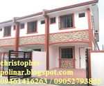 Townhouse BELCREST Manuela Las pinas City