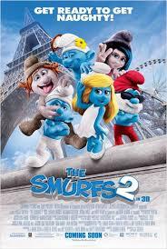 Şirinler 2 – The Smurfs 2 2013 Türkçe Dublaj izle