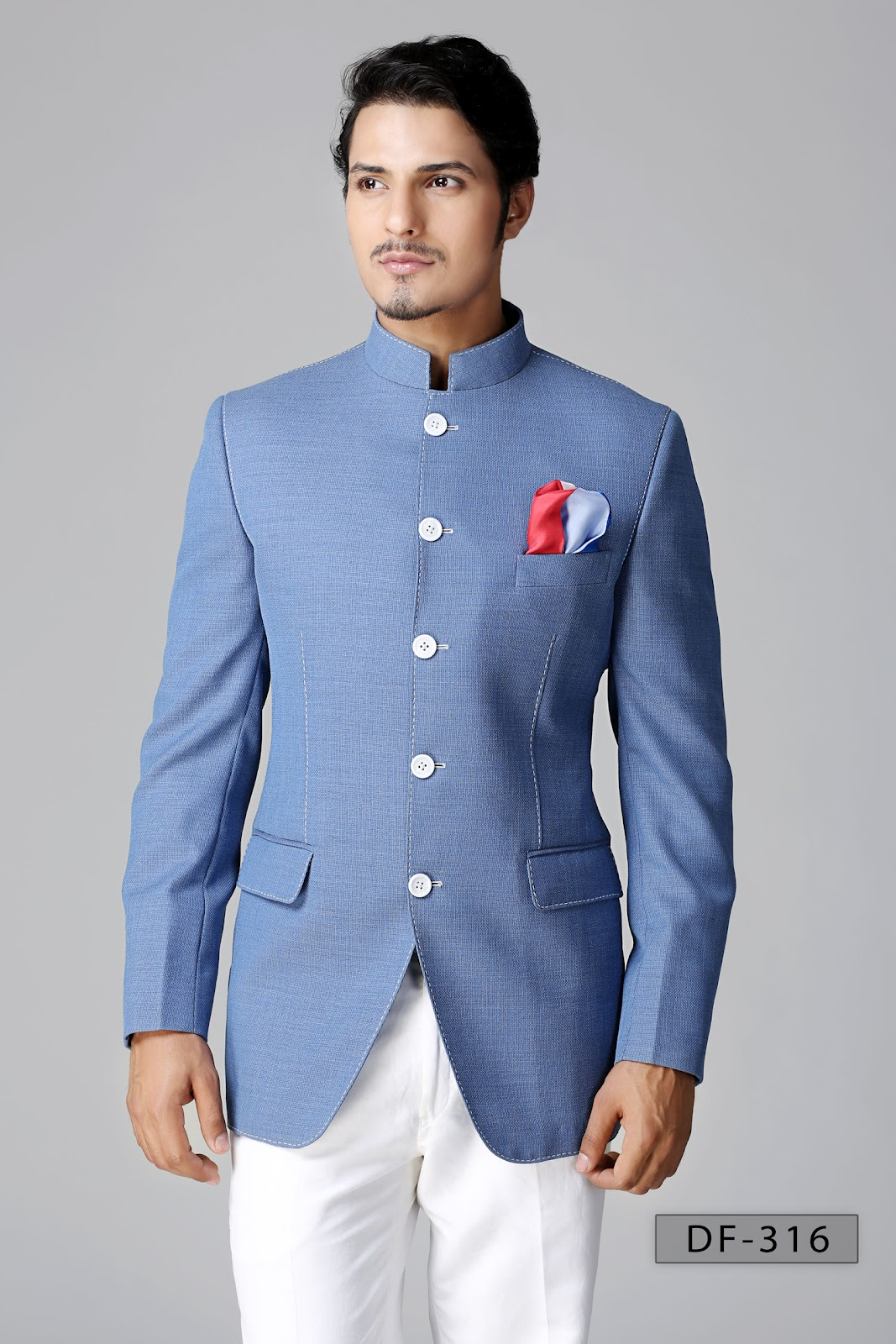 Modern 3 Piece Suits for Men | Three Piece Suit | Indian Office Wear ...