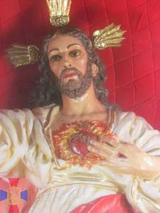 IV Domingo de Junio - Sagrado Corazón de Jesús - Capilla del Refugio