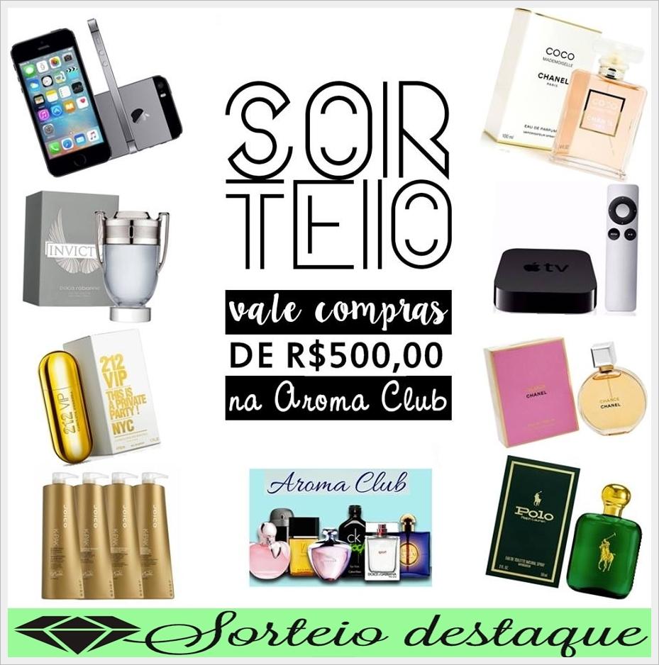 Sorteio Destaque!