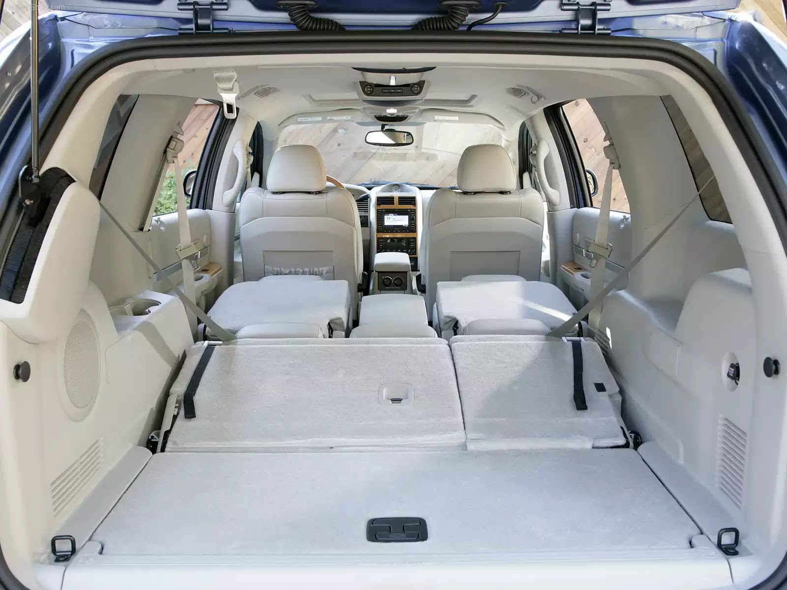 Hình ảnh xe ô tô Chrysler Aspen 2007 & nội ngoại thất