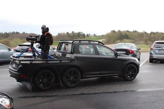 Volvo XC60 6 ruedas