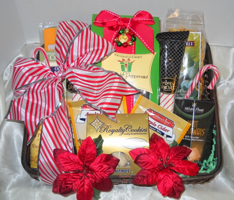 Boston Gift baskets - christmas gifts