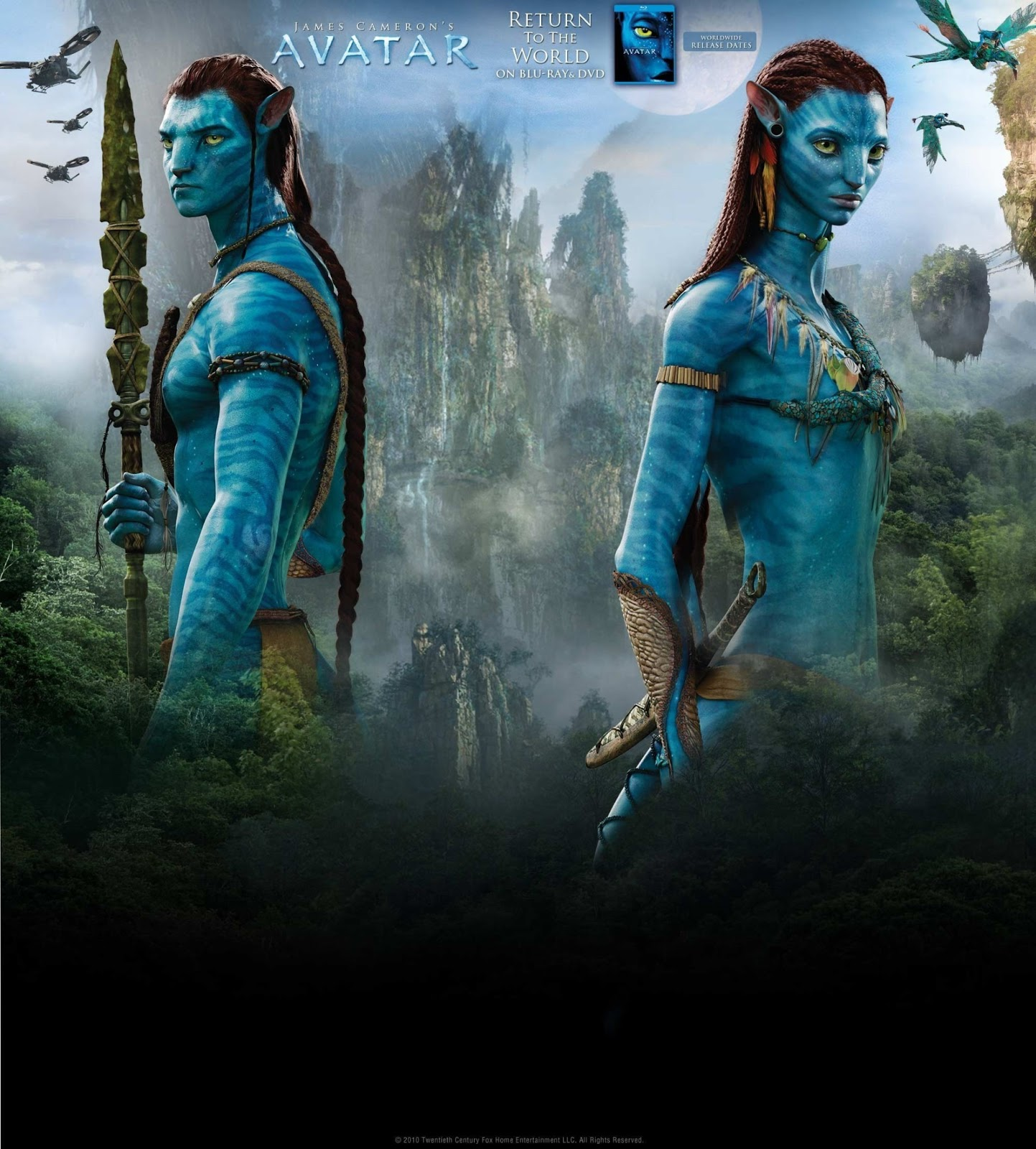 Só Torrents Softwares Games Filmes: Avatar Filme Completo