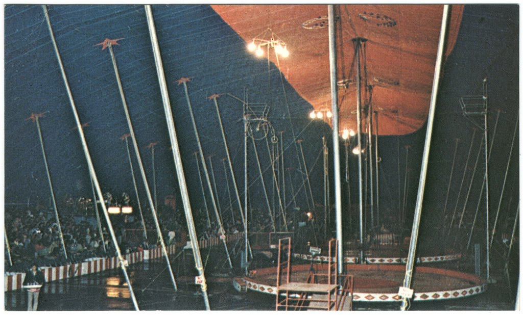 "The Circus ""NO SPIN ZONE"": Circus Vargas--Early 70's"
