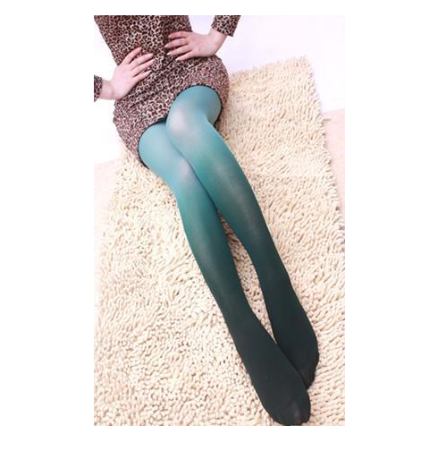 Ombre tights by Vintage Lady Sexy on Ebay for $5