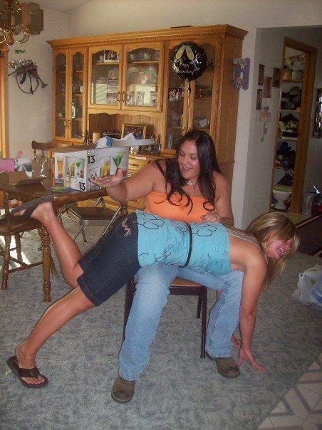 Lesbian clit suction
