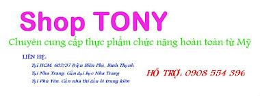 Shop TONY