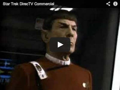 Image: Star Trek DirecTV commercial with William Shatner and Leonard Nimoy