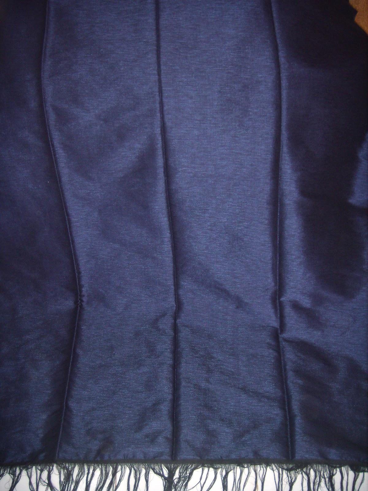 merycarpet couvre lit ou jet de canap bleu nuit. Black Bedroom Furniture Sets. Home Design Ideas