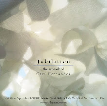 September 3rd 6-8PM Opening of Jubilation: the artwork of Cari Hernandez