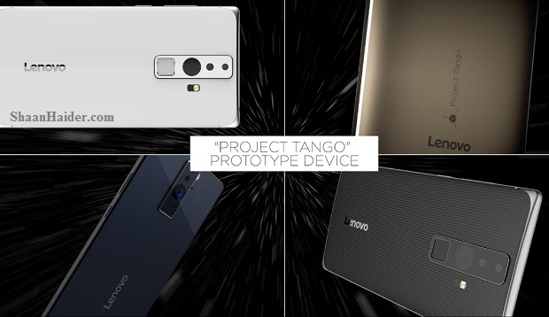 Lenovo to Launch the First Project Tango Smartphone under $500 with Qualcomm 810 SoC