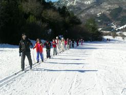 Cinco mil escolares preinscritos en la campaña de esquí