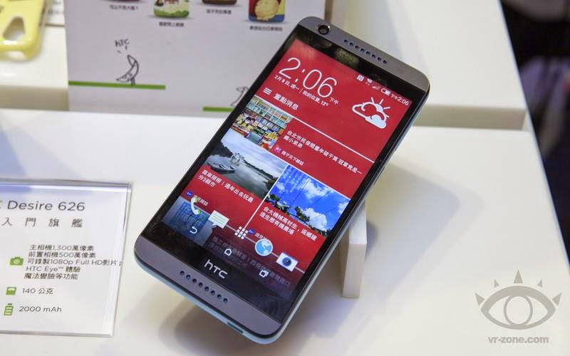 A50AML, Jagoan HTC untuk Pasar Menengah?