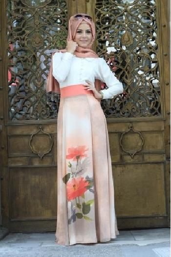 Pınar Şems Yeni Sezon Tesettür Etek Modelleri