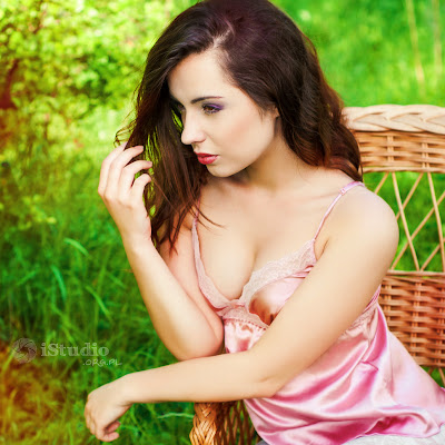 wiosenny plener, top modelka Agnieszka, Tomasz Batko Fotografia, wiosna