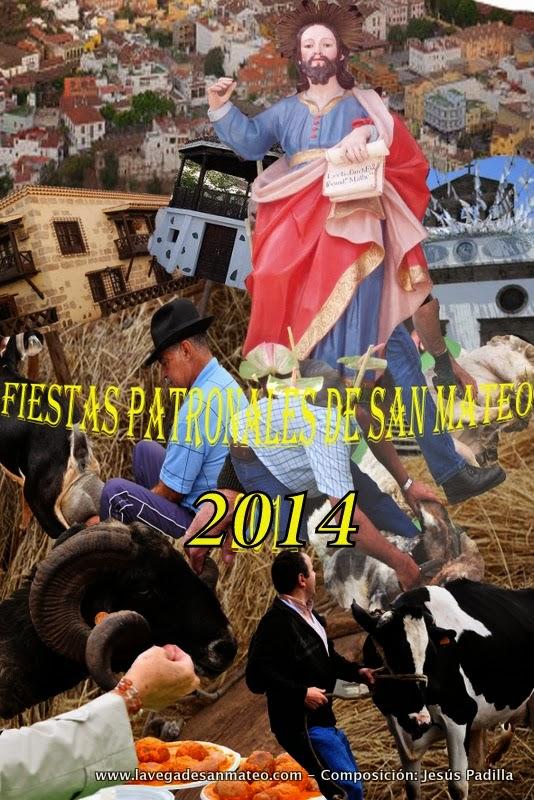 FIESTAS PATRONALES SAN MATEO 2014