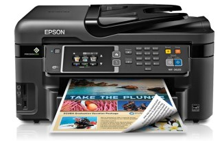 Epson WF-3620 Driver Free Download