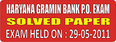 BANK EXAMS SOLVED PAPERS