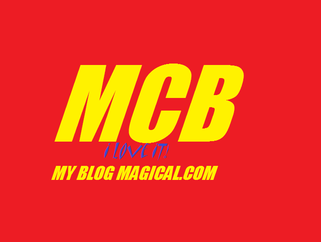My Magical Blog