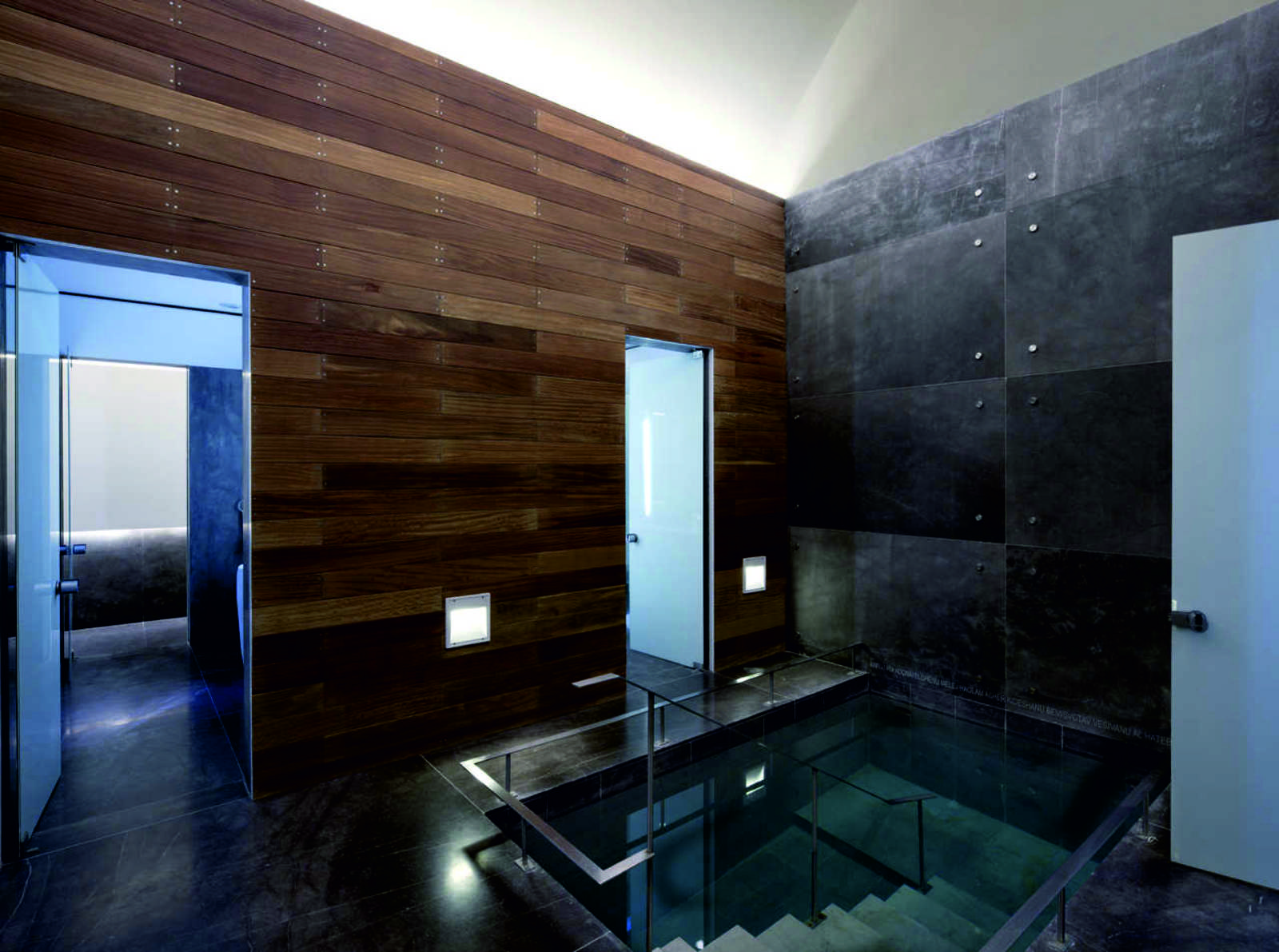 Mikveh Rajel By Pascal Arquitectos