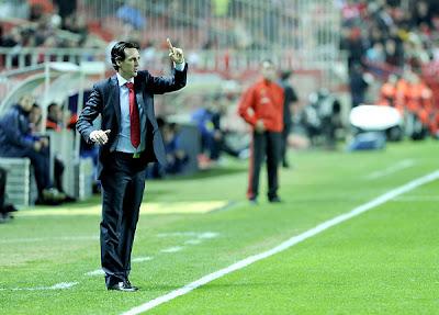 Unai Emery Sevilla FC