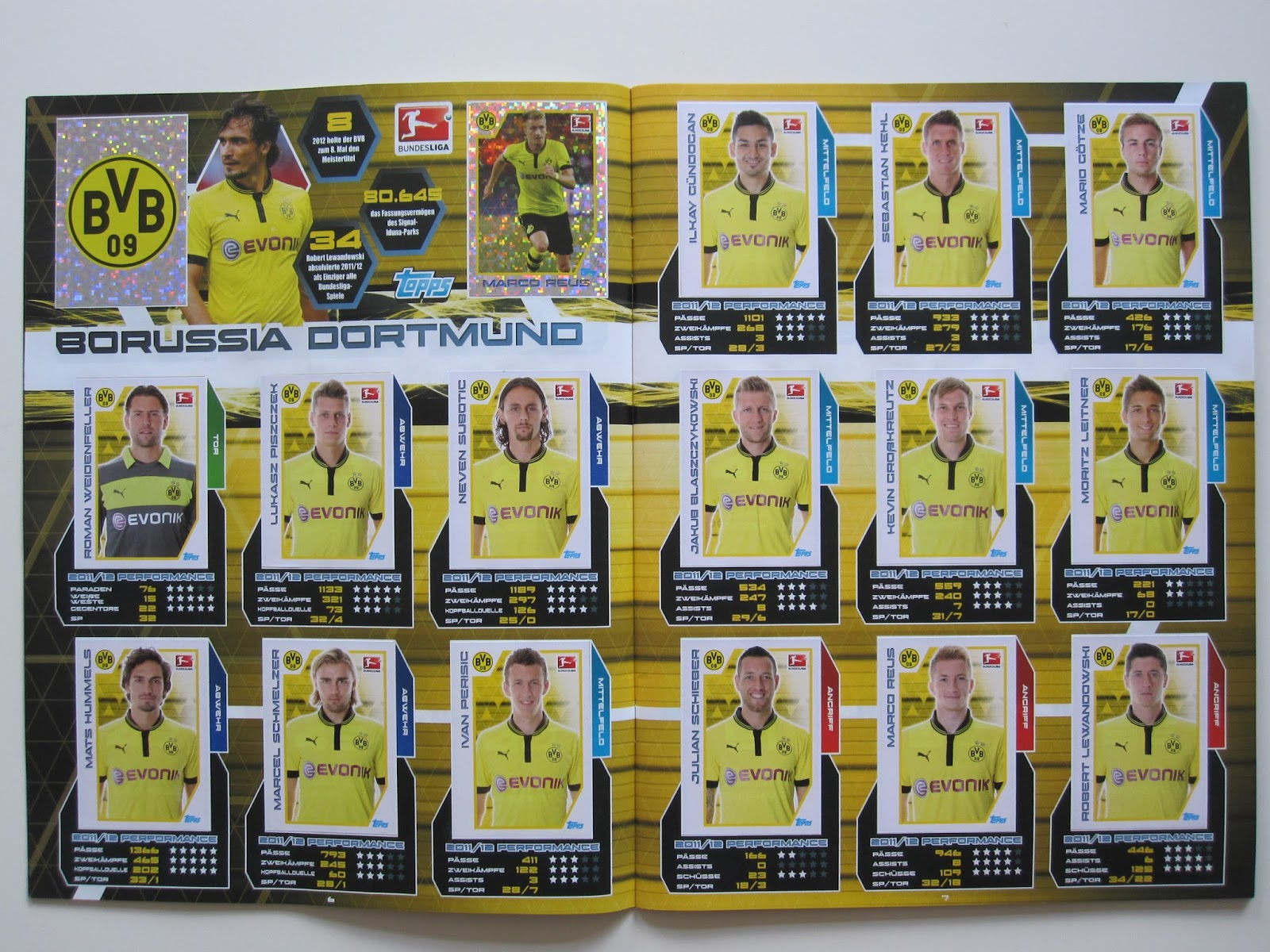 only good stickers topps fussball bundesliga 2013. Black Bedroom Furniture Sets. Home Design Ideas