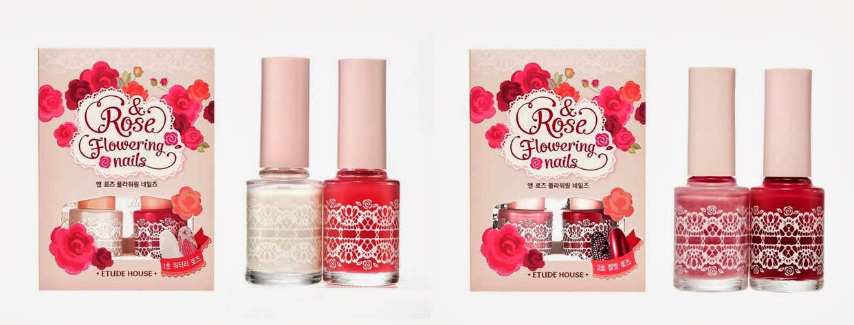 The Geeky Rabbit: New Fall Nail Collections from Etude House