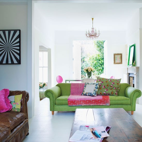 Homely style living room colour schemes 10 of the best for Best colour scheme for living room