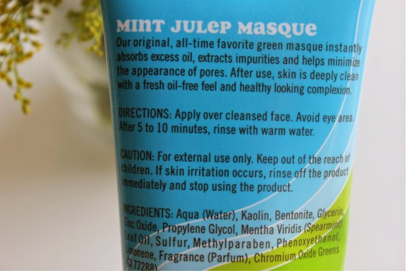 Queen Helene Mint Julep Face Mask