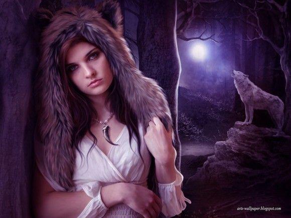 Fantasy Art Wallpaper Elene Dudina Artwork 05