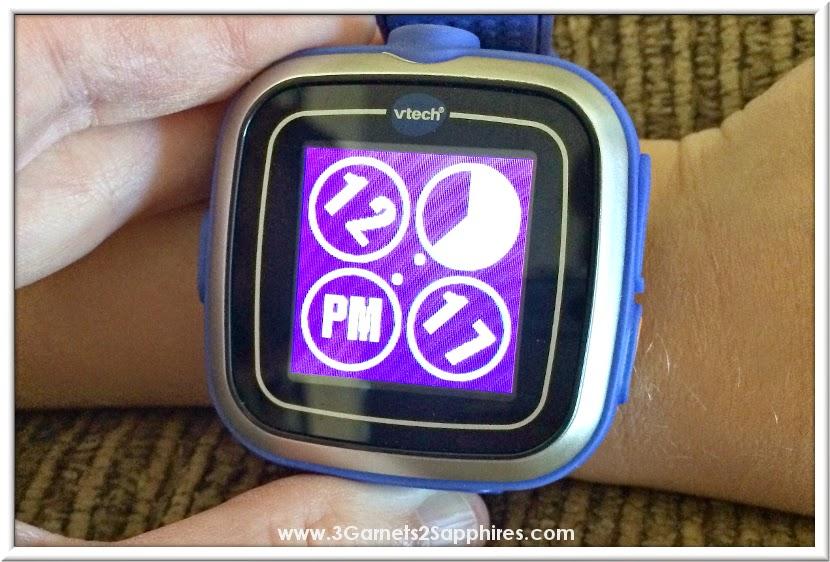 New VTech Kidizoom Smartwatch | www.3Garnets2Sapphires.com