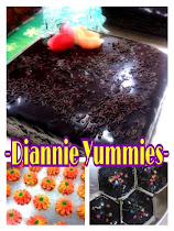 Diannie Yummies Moist Choc Cake