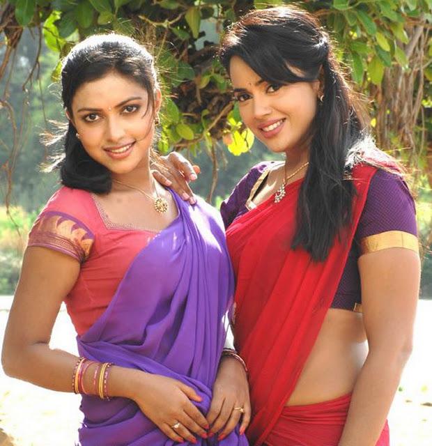 Amala PaulSameera Reddy In Vettai Movie Stills Photos unseen pics