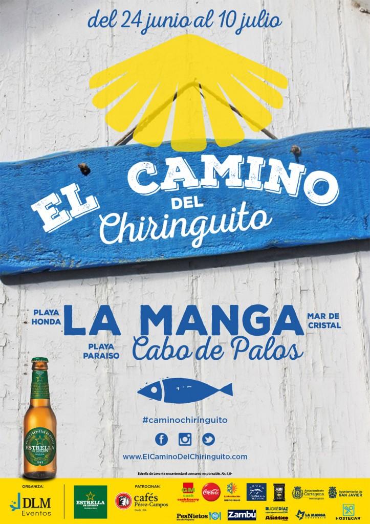 """""""El Camino del Chiringuito"""""""