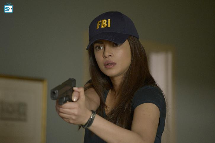 "Quantico - Inside (Winter Finale) - Review: ""An explosive, but frustrating episode"""